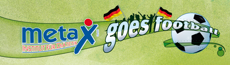 metaX goes football in Leipzig