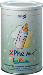 XPhe Infant Mix mit LCP